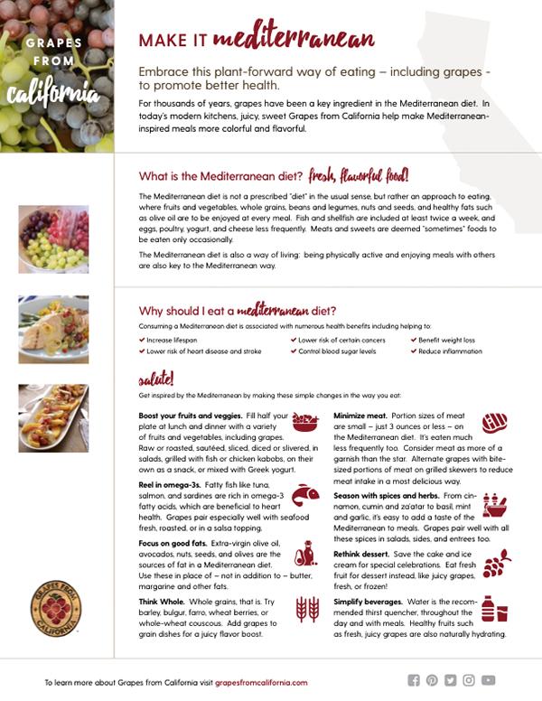 Make it Mediterranean