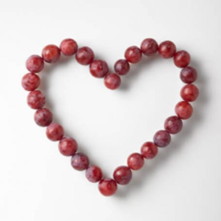 Grape heart health