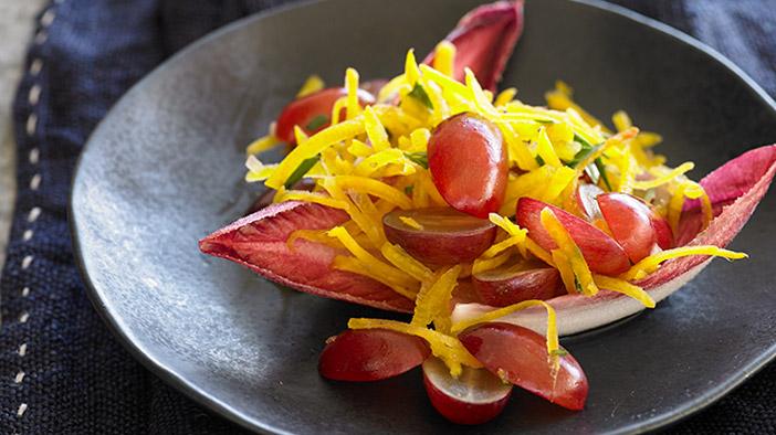 golden-beet-and-grape-salad