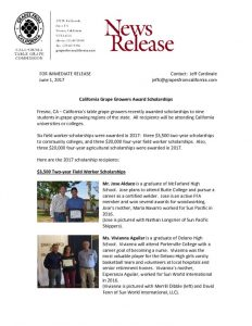 thumbnail of 06-01-17-California-Grape-Growers-Award-Scholarships
