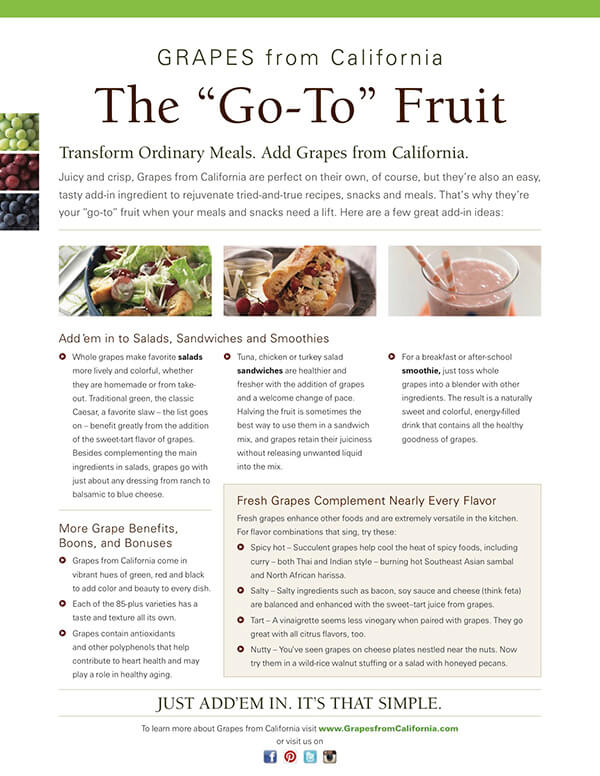 The Go-To Fruit