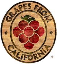 California Table Grapes Logo