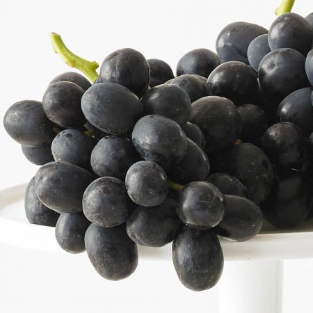 Black Grapes bunch