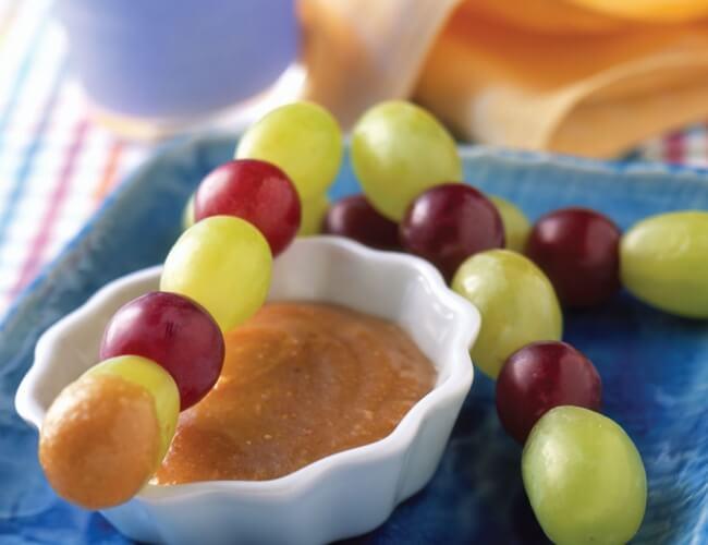 Kids grape recipes