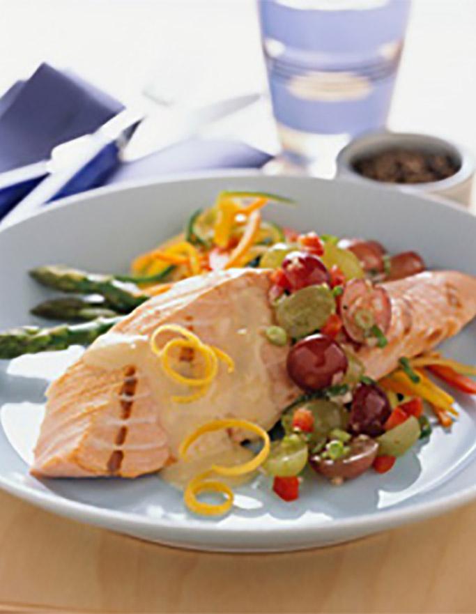 salmon-grape-salsa