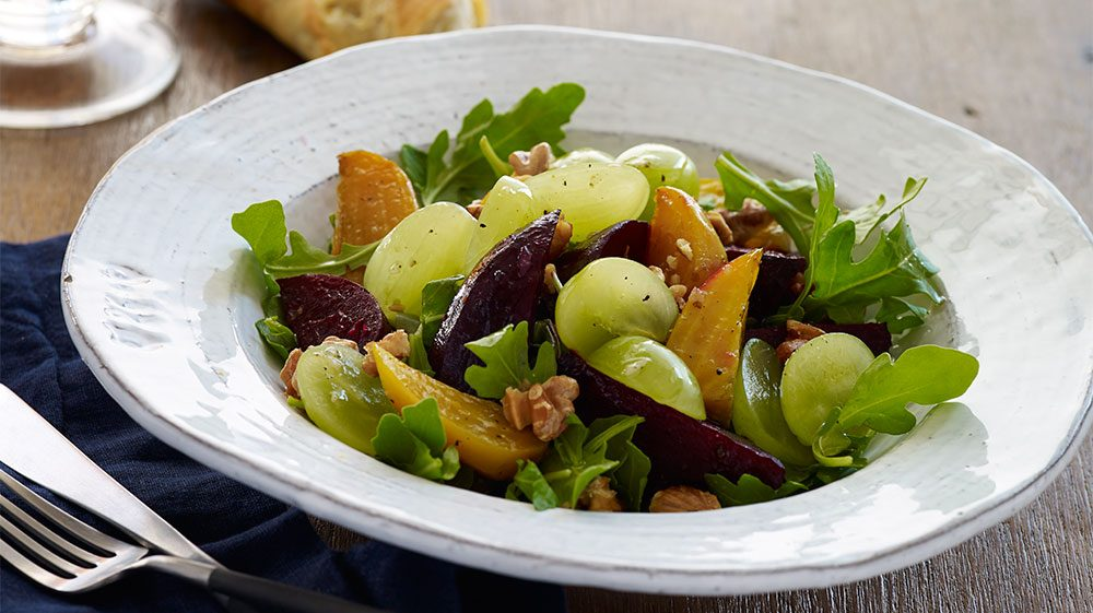 beets-grapes-and-walnut-salad