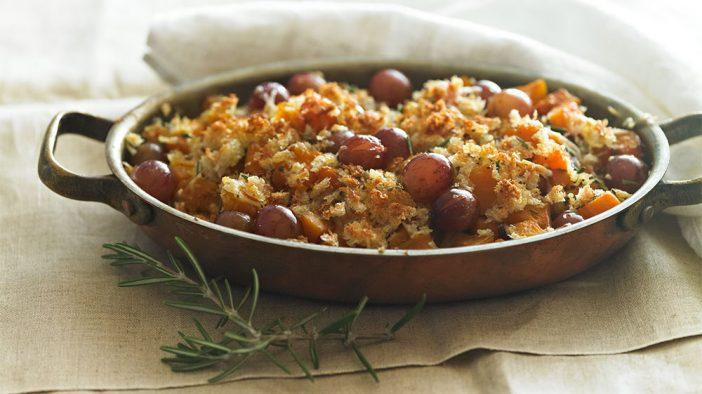 butternut-squash-rosemary-and-grape-bake