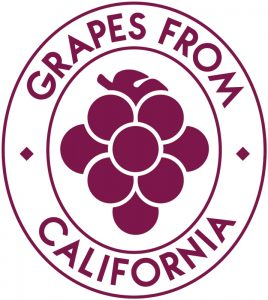 California Table Grapes SEO Logo
