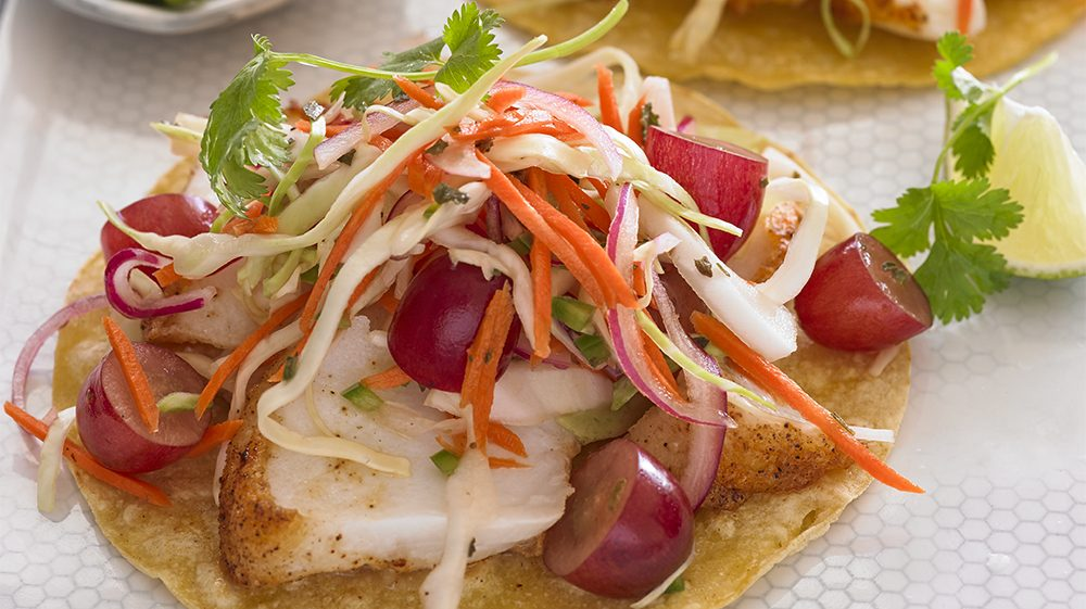 cod-tacos-with-grape-curtido