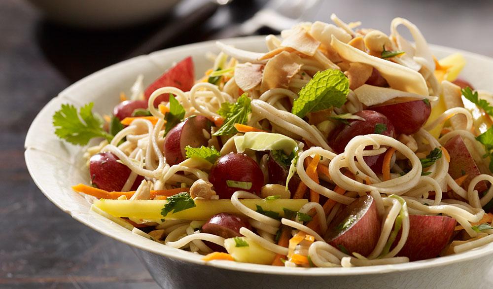 Soba Salad