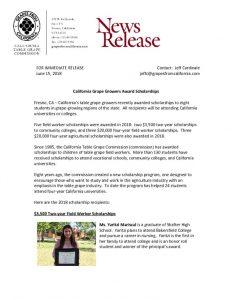 thumbnail of nr-06-15-18-california-table-grape-growers-award-scholarships