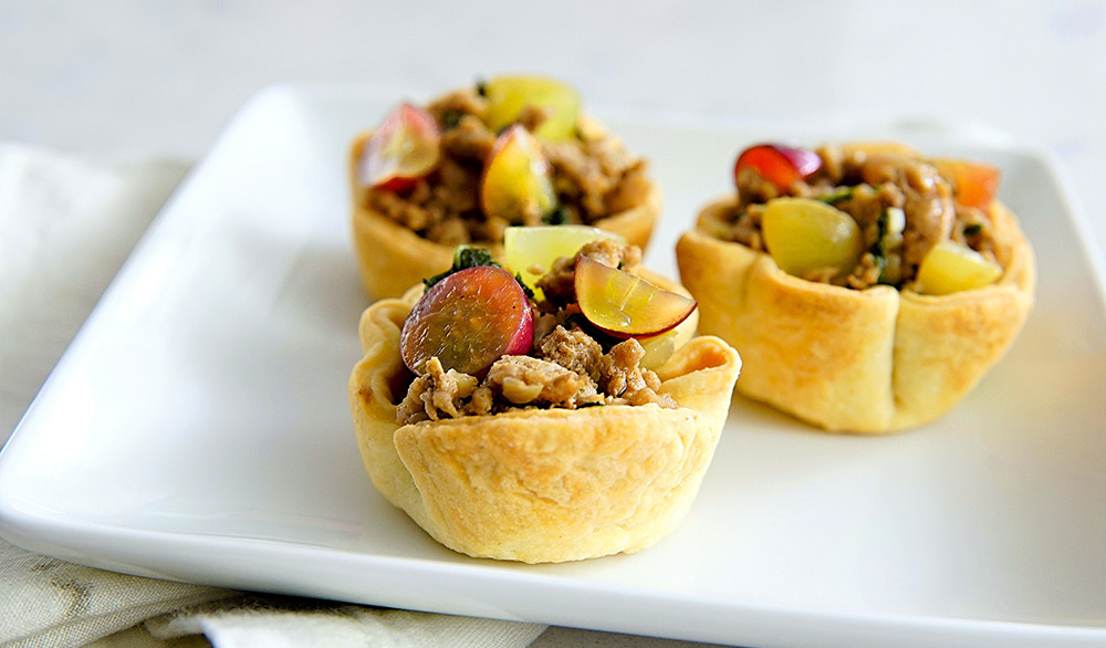 Turkey-and-Grape-Empanada-Cups